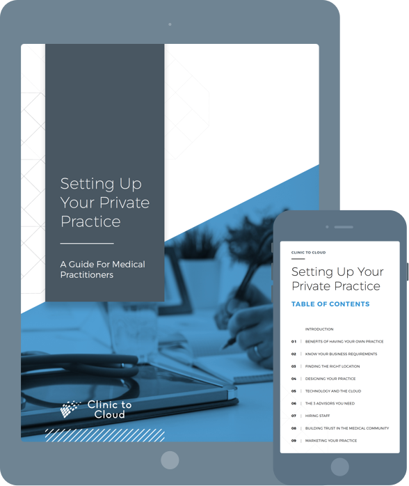 Setting Up Your Private Practice