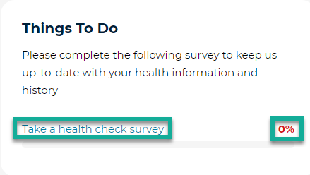 Name of Survey