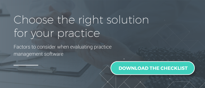 Download Your Medical Practice Management Software Evaluation Checklist