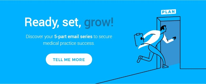 Sign up for your email series
