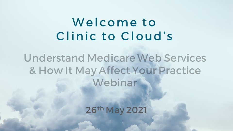 Understand Medicare Web Services